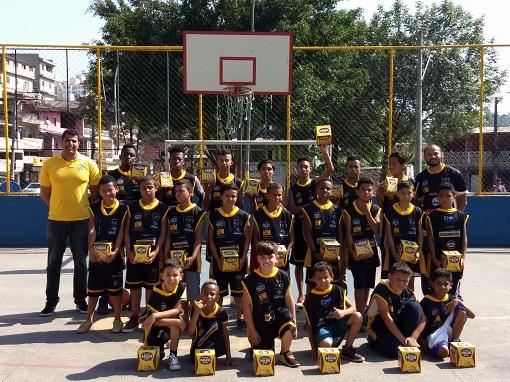 e9119e19ce688 Projeto Educando pelo Esporte - Basquete Mauá garantido em 2018 ...