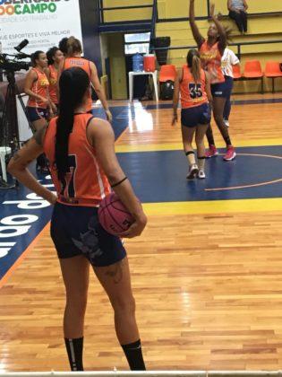 FotoCamilaCosta 1 315x420 - Com apoio da torcida, São Bernardo/Instituto Brazolin/Unip vence a primeira partida na LBF