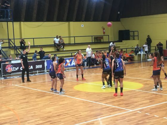 FotoCamilaCosta 6 560x420 - Com apoio da torcida, São Bernardo/Instituto Brazolin/Unip vence a primeira partida na LBF