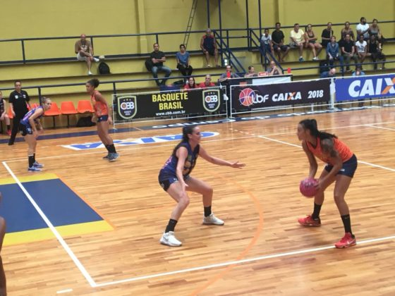FotoCamilaCosta 8 560x420 - Com apoio da torcida, São Bernardo/Instituto Brazolin/Unip vence a primeira partida na LBF